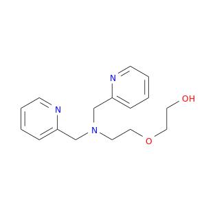 OCCOCCN(Cc1ccccn1)Cc1ccccn1