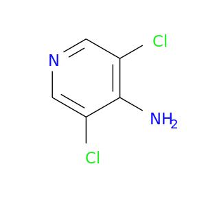 Clc1cncc(c1N)Cl