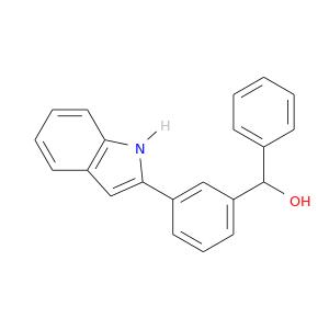 OC(c1cccc(c1)c1cc2c([nH]1)cccc2)c1ccccc1